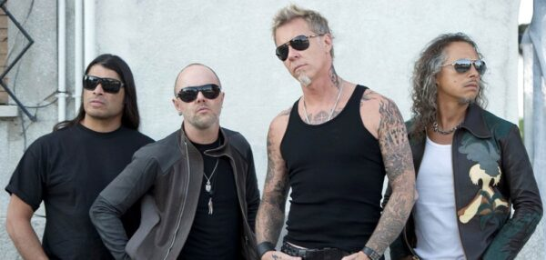 Metallica fot. Warner Music
