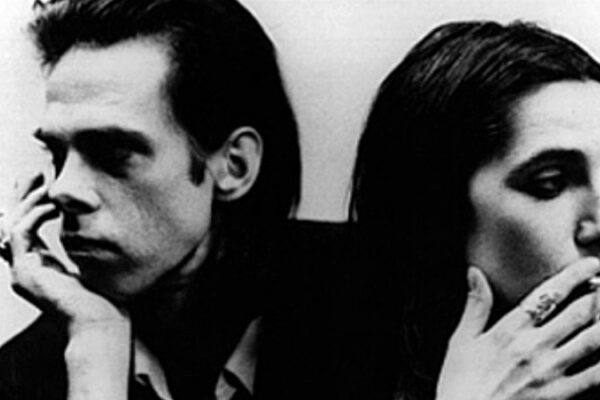 Nick Cave i PJ Harvey fot. NajlepszePiosenki.pl