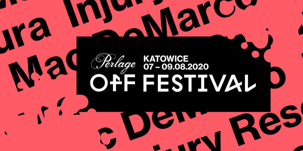 OFF Festival 200 logo