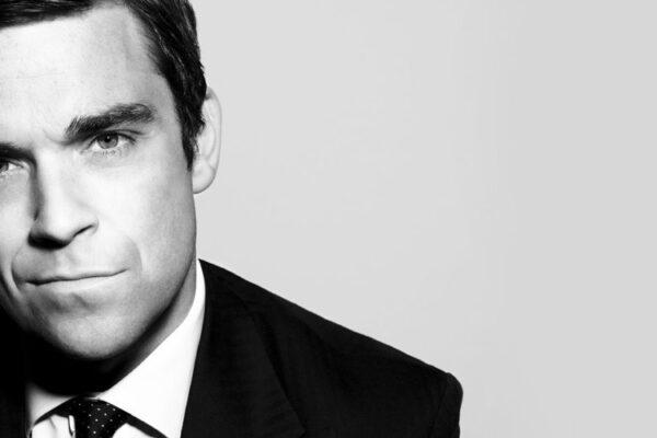Robbie Williams fot. NajlepszePiosenki.pl/Universal Music Polska