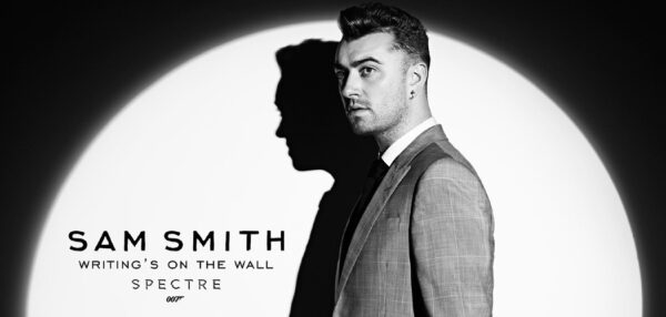 "Sam Smith ""Writing's On The Wall"" fot. Universal Music Polska/NajlepszePiosenki.pl"
