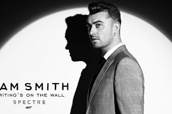 """Sam Smith """"Writing's On The Wall"""" fot. Universal Music Polska/NajlepszePiosenki.pl"""