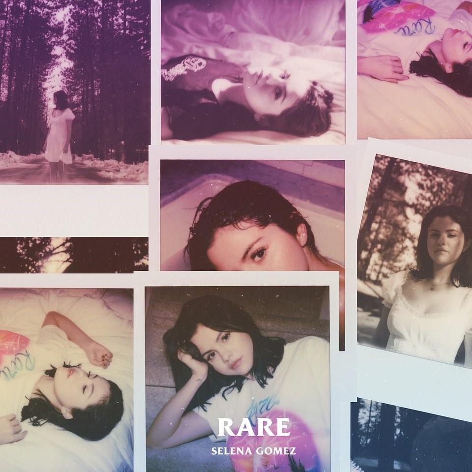 """Selena Gomez """"Rare"""" fot. Universal Music Polska"""