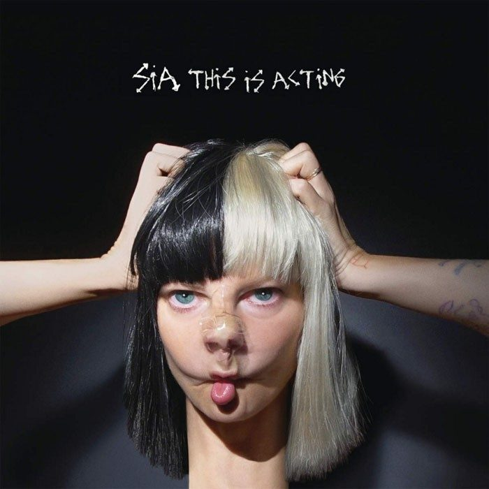 "Sia ""This Is Acting"" fot. Sony Music"