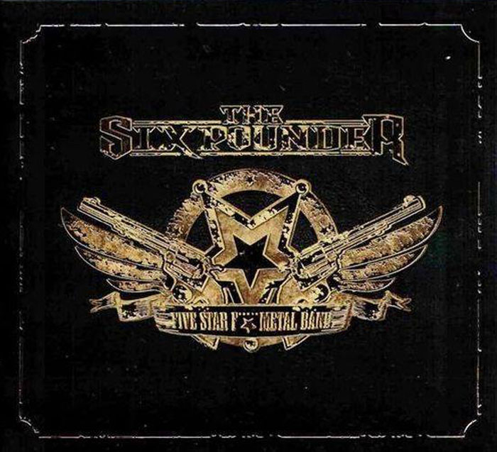 "The Sixpounder - ""The Sixpounder"" fot. Metal Mind Productions||NajlepszePiosenki.pl"