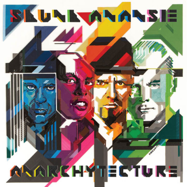 "Skunk Anansie ""Anarchytecture"" fot. Mystic Production/NajlepszePiosenki.pl"