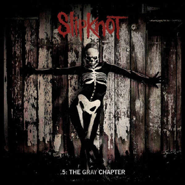 "Slipknot - "".5: The Gray Chapter"" fot. Warner Music Poland/NajlepszePiosenki.pl"