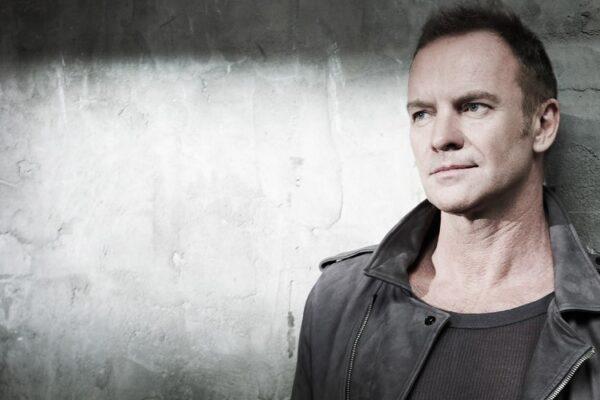Sting fot. Universal Music Polska/NajlepszePiosenki.Pl