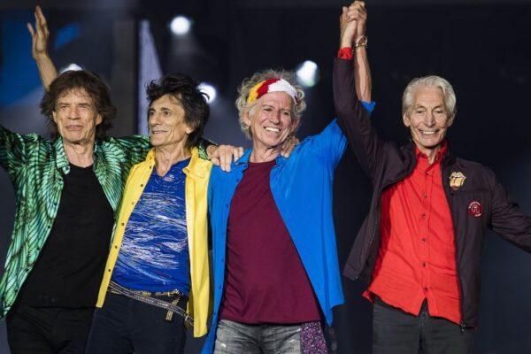 The Rolling Stones niezmiennie w formie