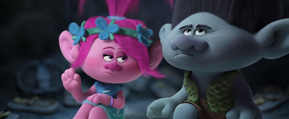 Anna Kendrick i Justin Timberlake jako Trolle