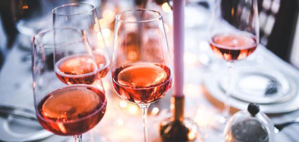 Wino Różowe fot Archiwum