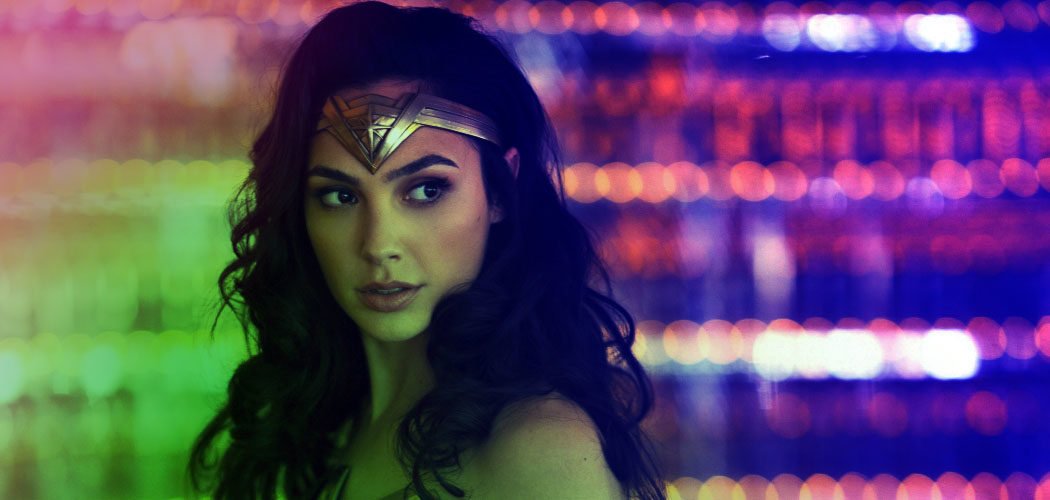 "Gal Gadot ""Wonder Woman 1984"""